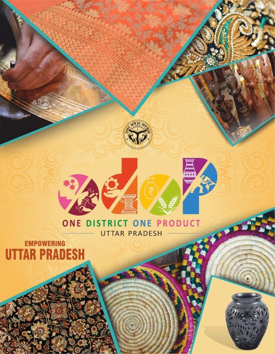 Ram Nath Kovind inaugurates One District One Product in Lucknow
