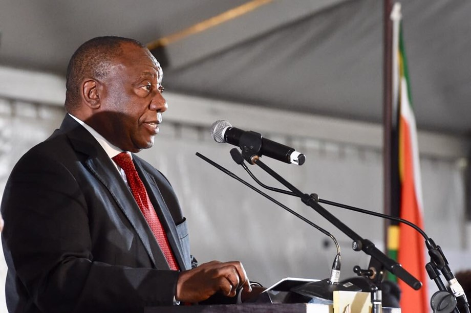 Ramaphosa arrives in Congo DR to discuss bilateral cooperation