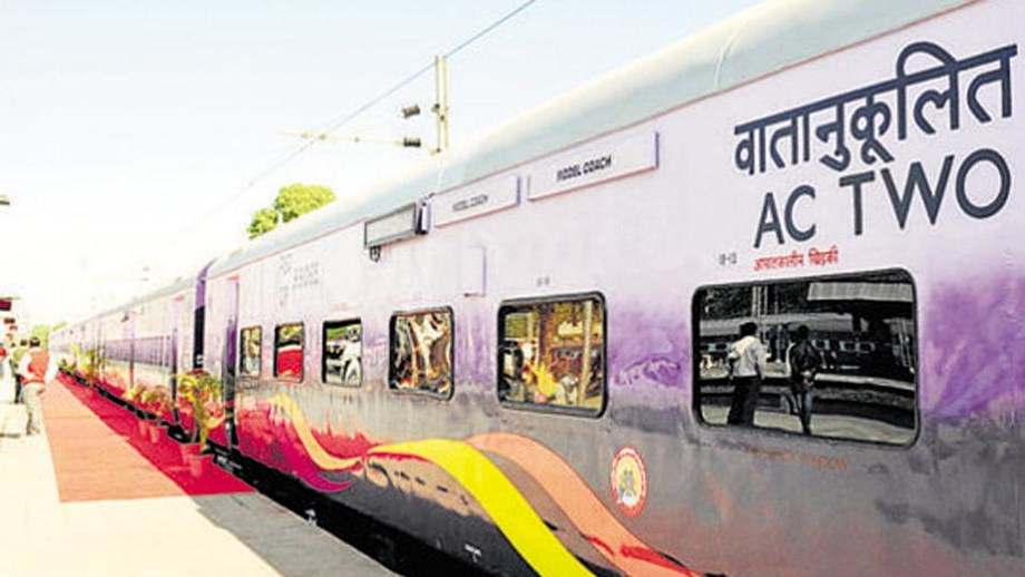 Indian Railways improving safety features and passenger amenities in train coaches