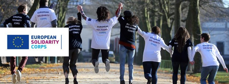 EU sets aside €44 million for European Solidarity Corps projects open to youth