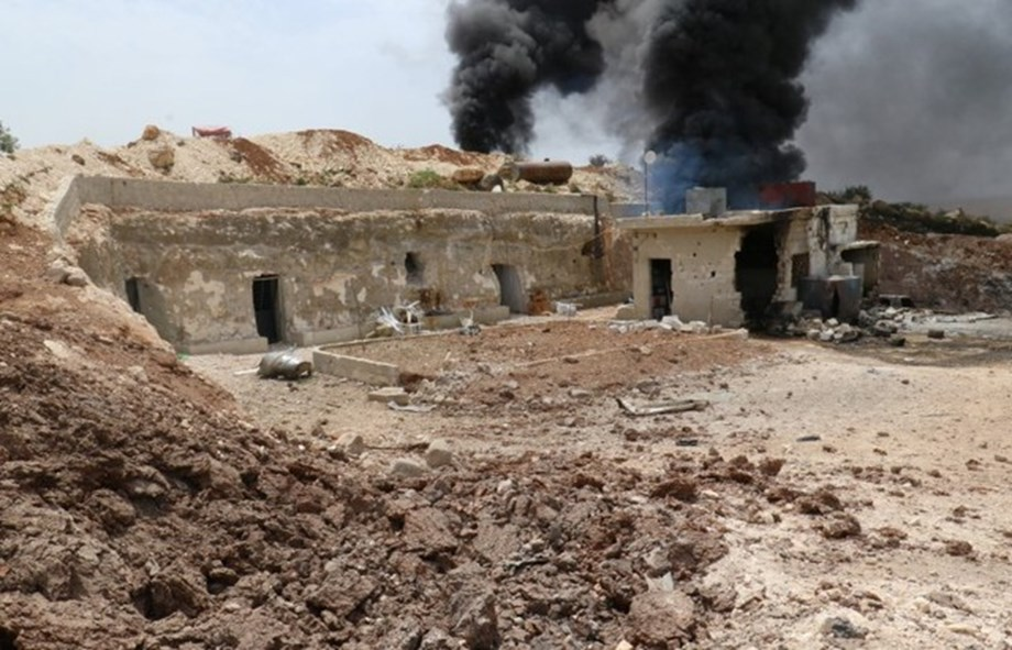UN fears for 2.5 million in Idlib, Syria as fighting escalates