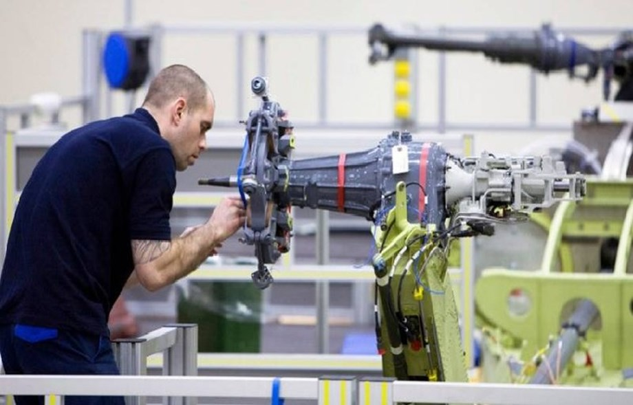 UK factory output in April experiences biggest drop over five years
