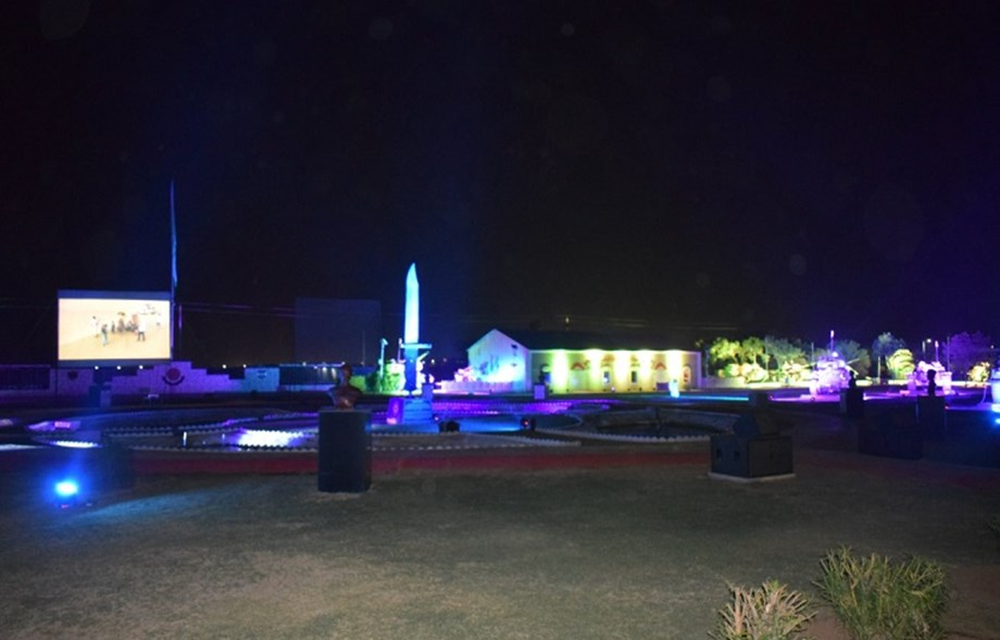 Jaisalmer war museum holds first light and sound show on May 10