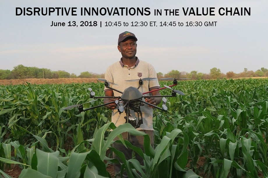 World Bank conference to present frontier knowledge on Disruptive Innovations