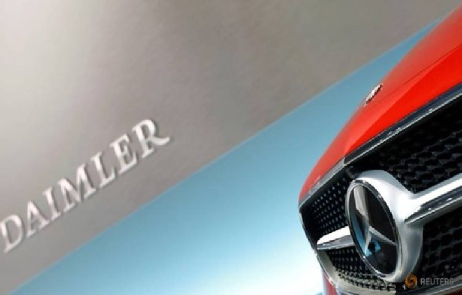 Germany recalls of 774,000 Daimler cars in Europe over high harmful emissions