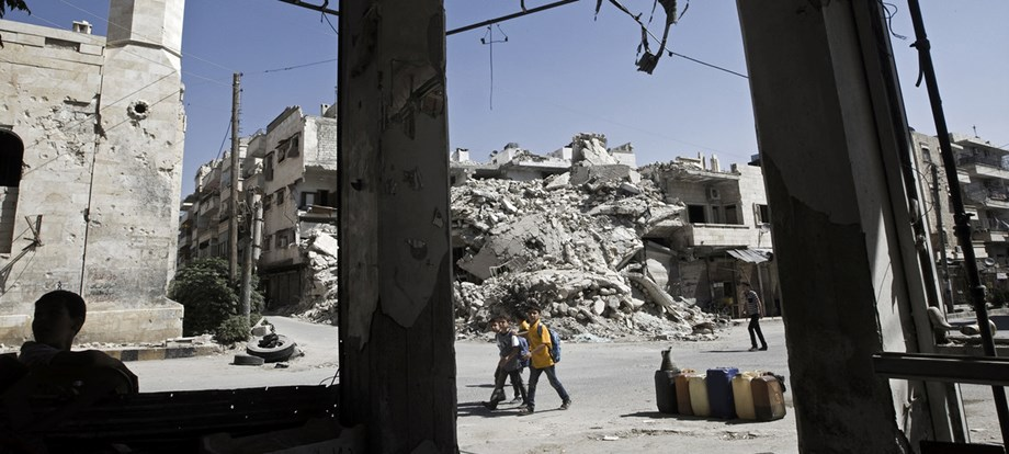 UN: More than 2.5 mn population is now displaced in Syria