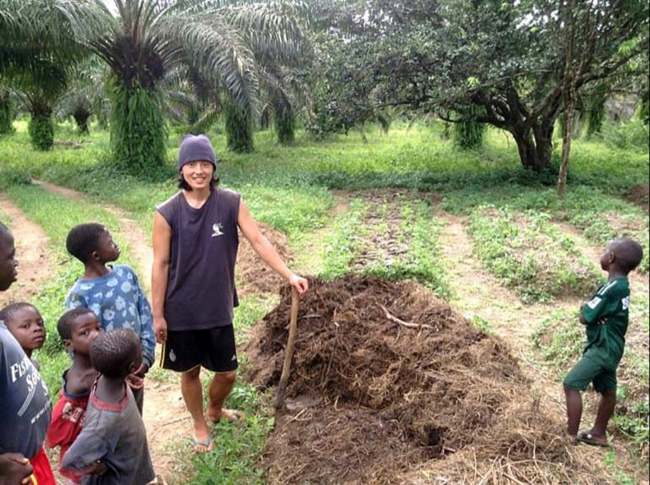 Conflict and natural disasters drive up child labour in agriculture again