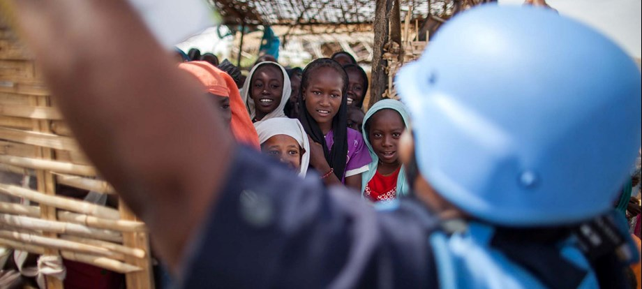 UN: African Union-United Nations Hybrid Mission in Darfur should be changed