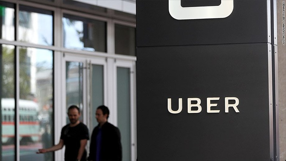 Chief People Officer for Uber resigns over racial discrimination allegations