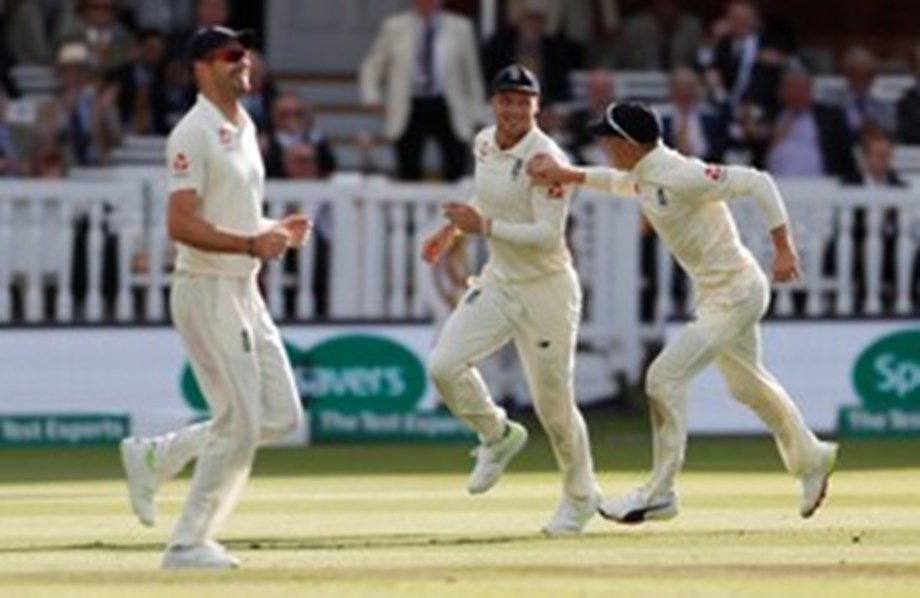 We would have bowled out any team in world under these conditions: Anderson