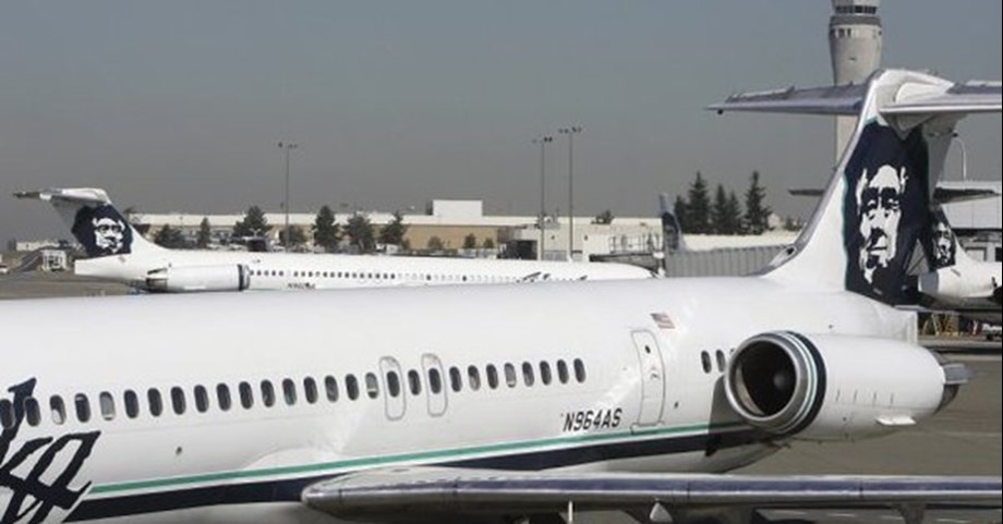 Employee takes off in empty airplane from Seattle's airport, crashes