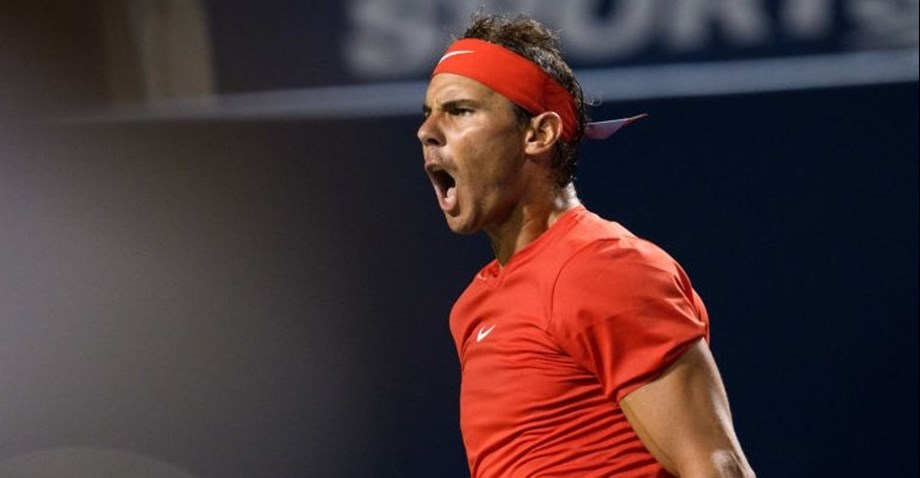 Nadal recovers from a slow start overcoming Marlin in Toronto