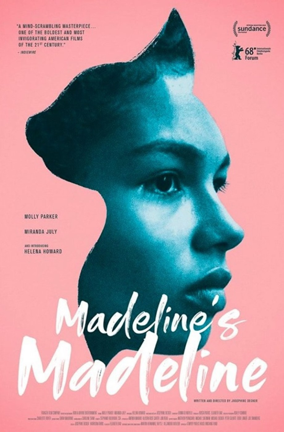 What's the matter with Madeline, Film Review: 'Madeline's Madeline'