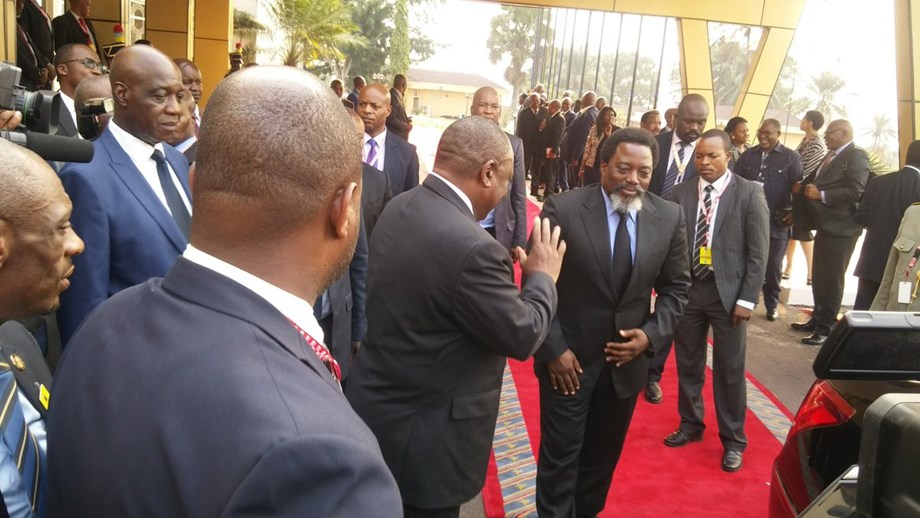 Presidents Ramaphosa and Kabila reaffirm common position on need to promote multilateralism