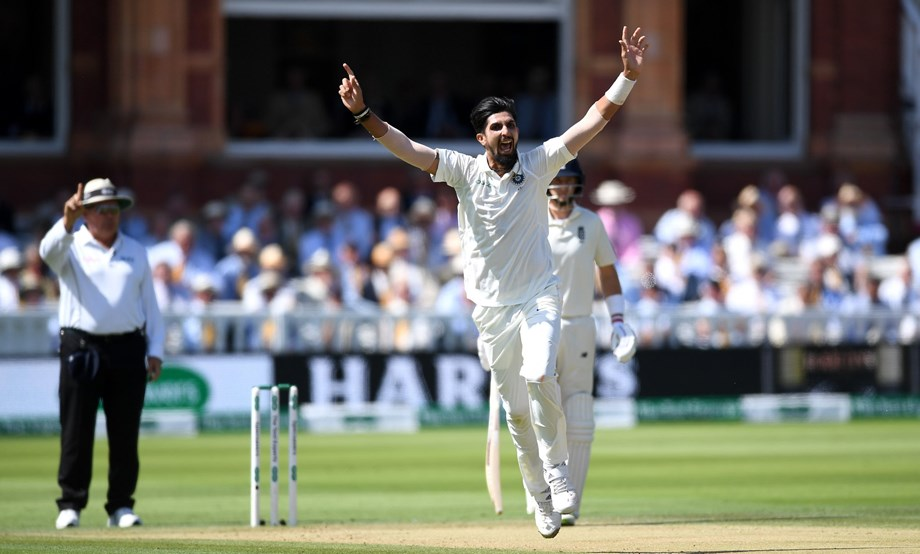 India vs England: Live Score Updates From Lord's