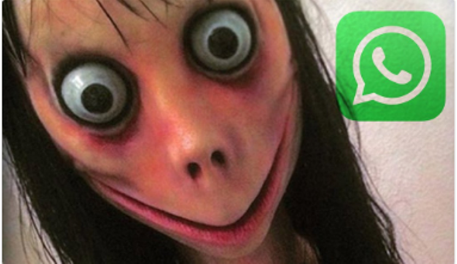 Save teens from Momo Challenge, a deadly WhatsApp game