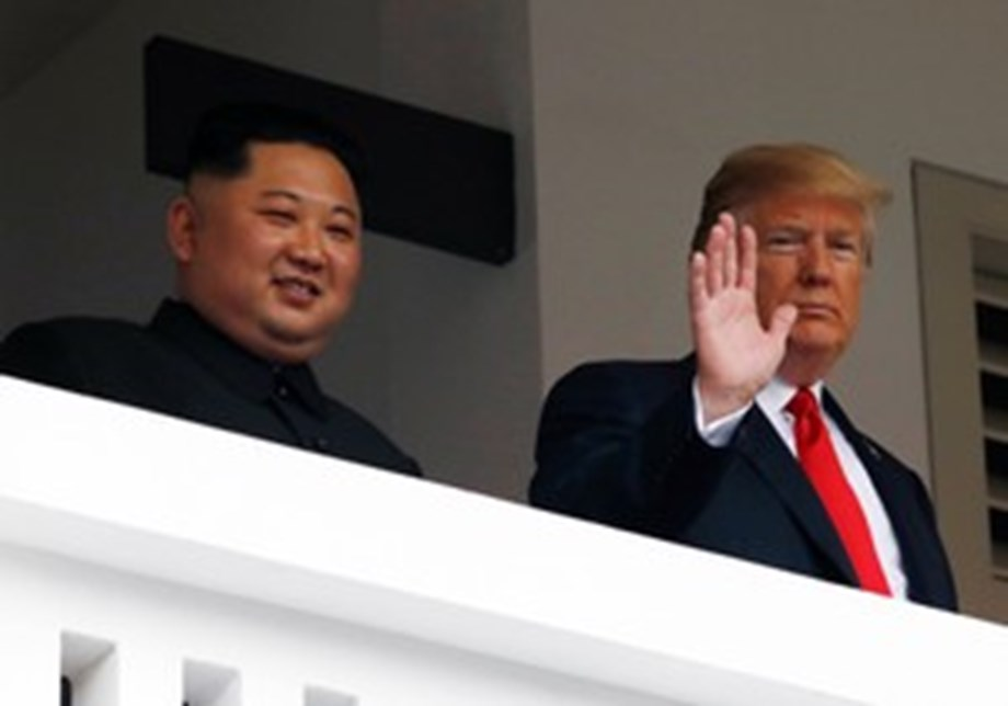 US President says forged a good relationship with Kim Jong