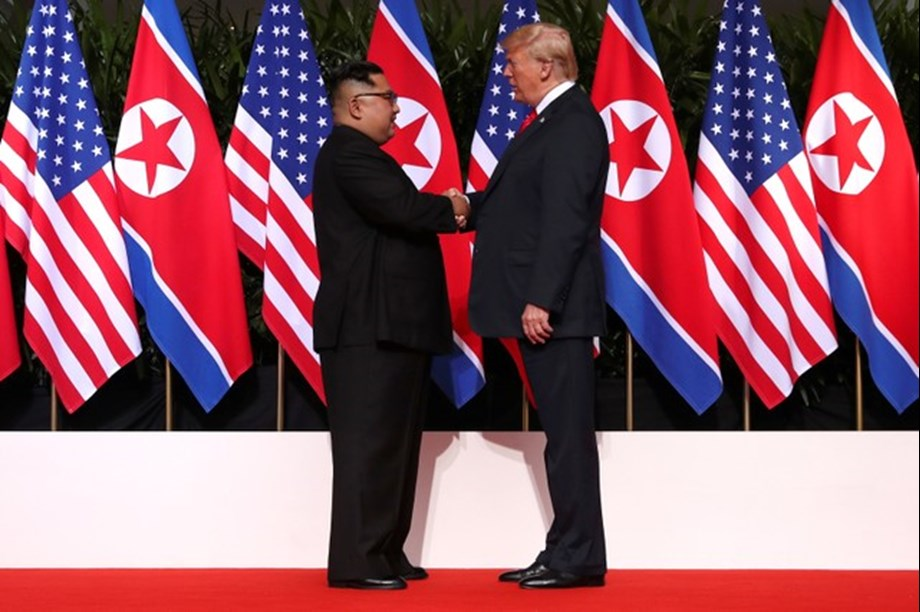 N Korea Leader Kim to work towards complete denuclearization, asks security guarantees from US