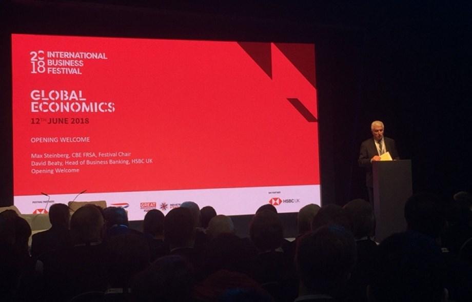International Business Festival kicks off in Liverpool