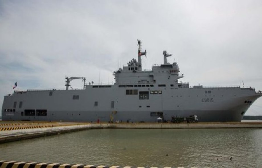 France increasing military presence in Indo-Pacific region