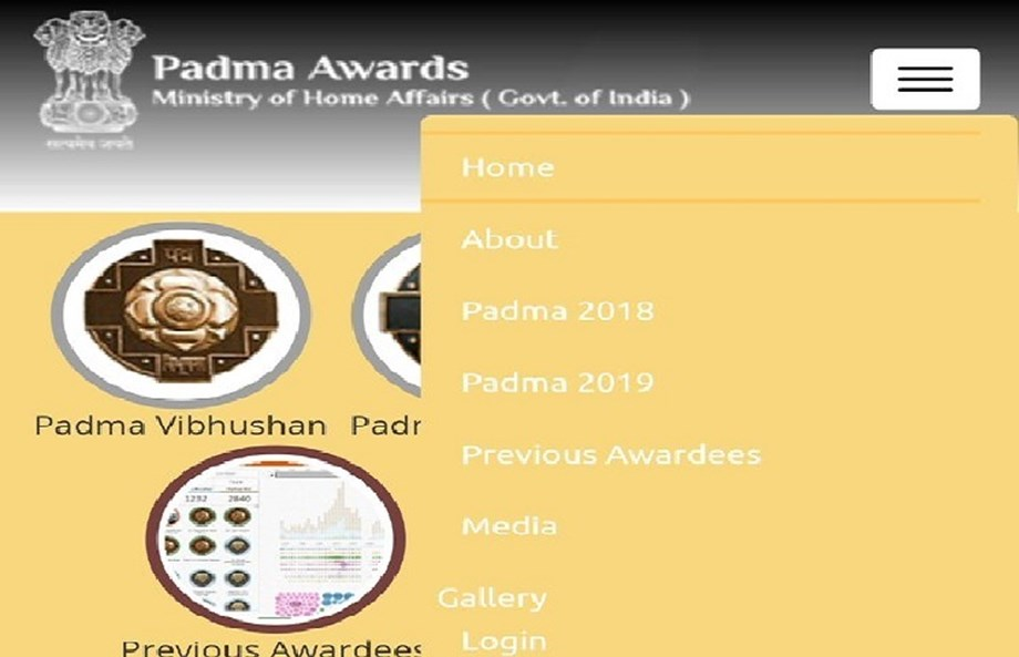 Padma awards receive over 1,200 nominations