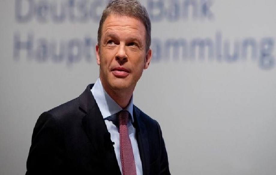 Europe must create conditions for banking consolidation, Deutsche Bank CEO says