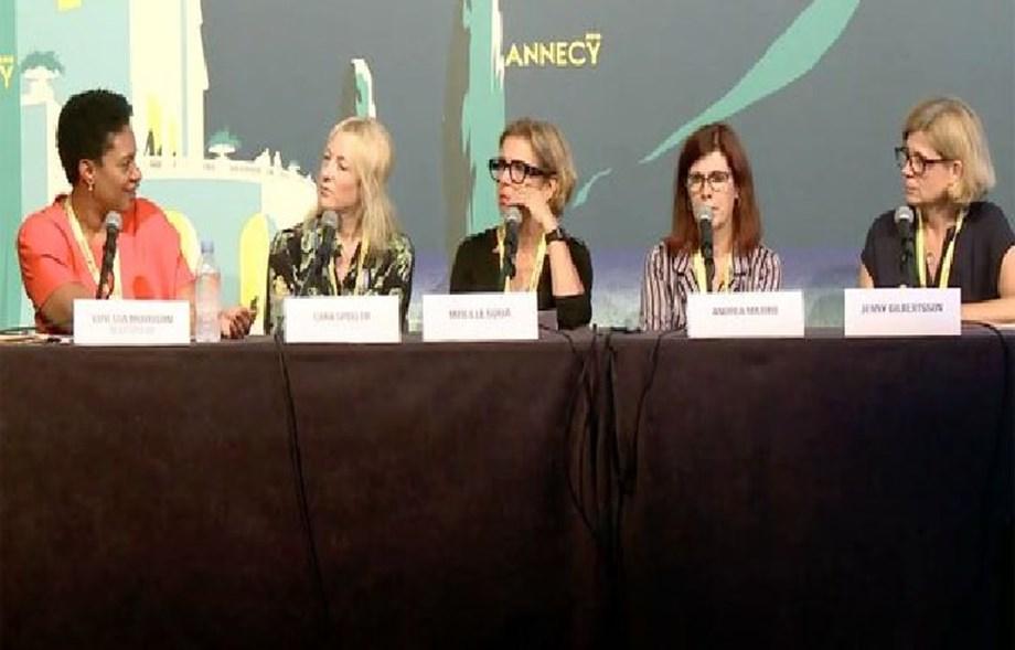 Women In Animation: Julie Ann Crommett on Highest Returns Coming from Cast Diversity