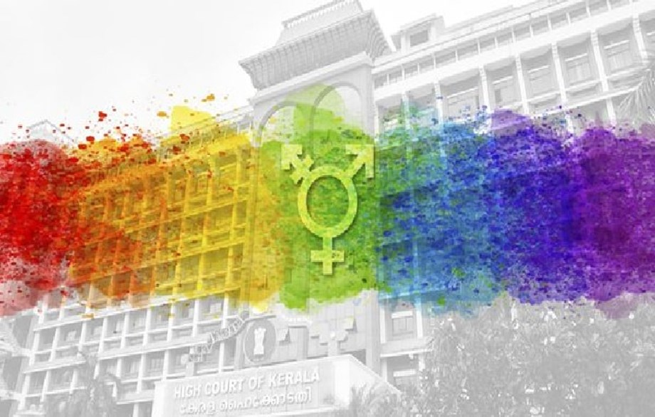 Transgender has right to associate with like minded people, says Kerala HC