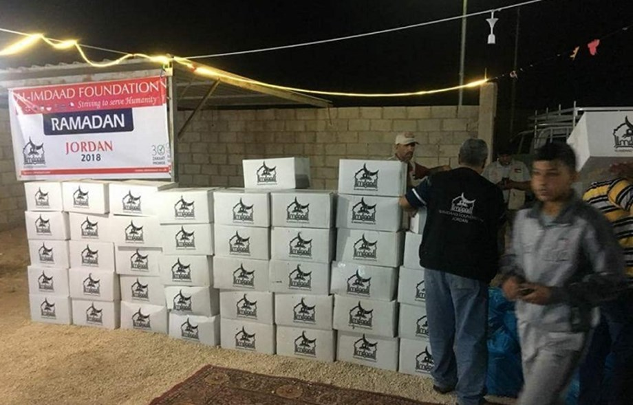 Jordan charity feeds poor with hotel leftovers