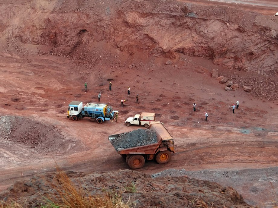 Brazil new mining code will discipline use of wastes