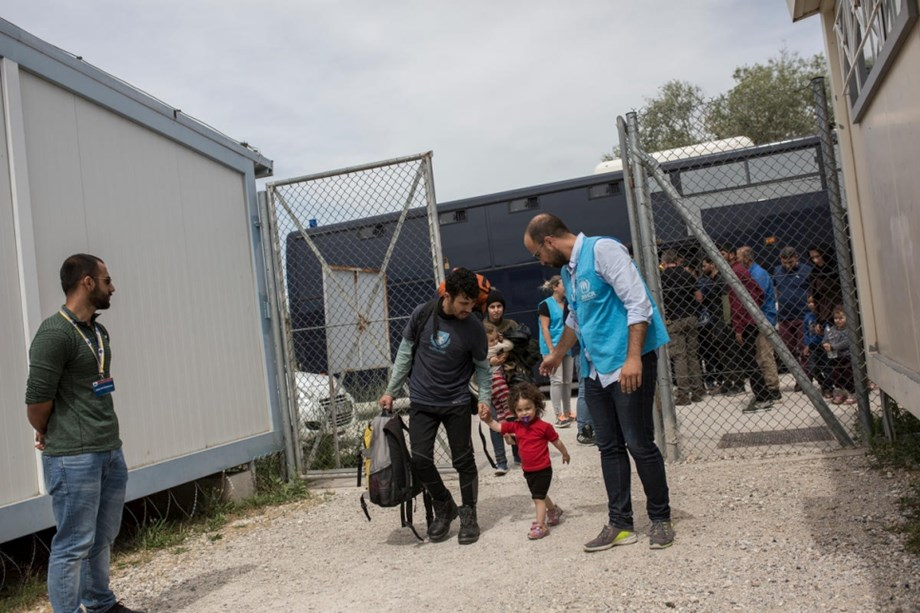 UNHCR urges efforts for refugees in Greece's Evros as fewer refugees seek help