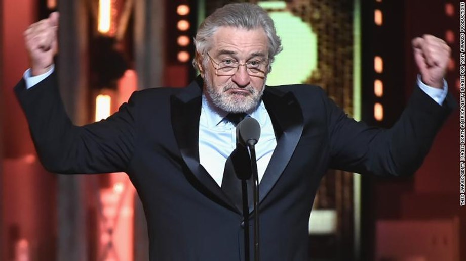 Donald Trump hit back at Robert De Niro saying a man with low IQ