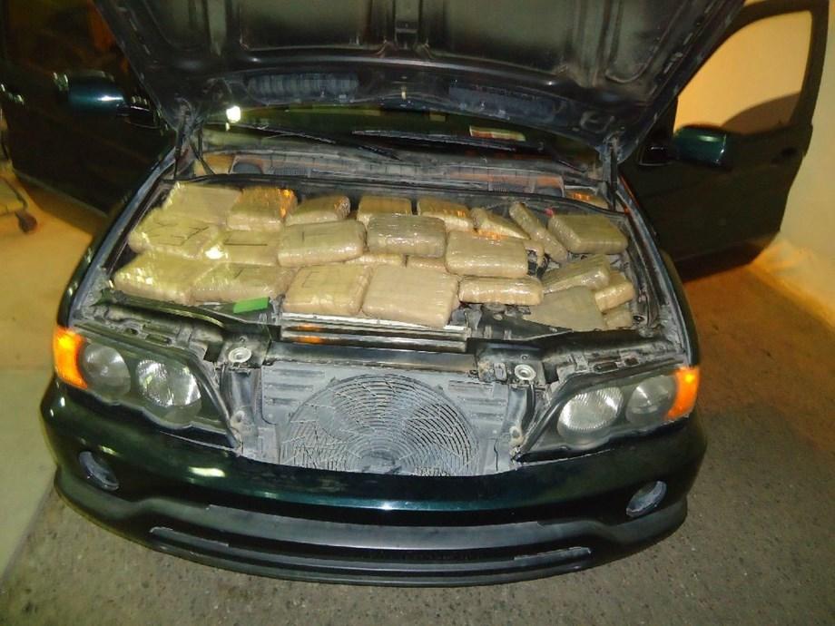 Smuggler arrested, smack worth Rs 1 crore seized