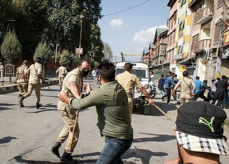 UN chief supports Human Rights High Commissioner's call on Kashmir violence