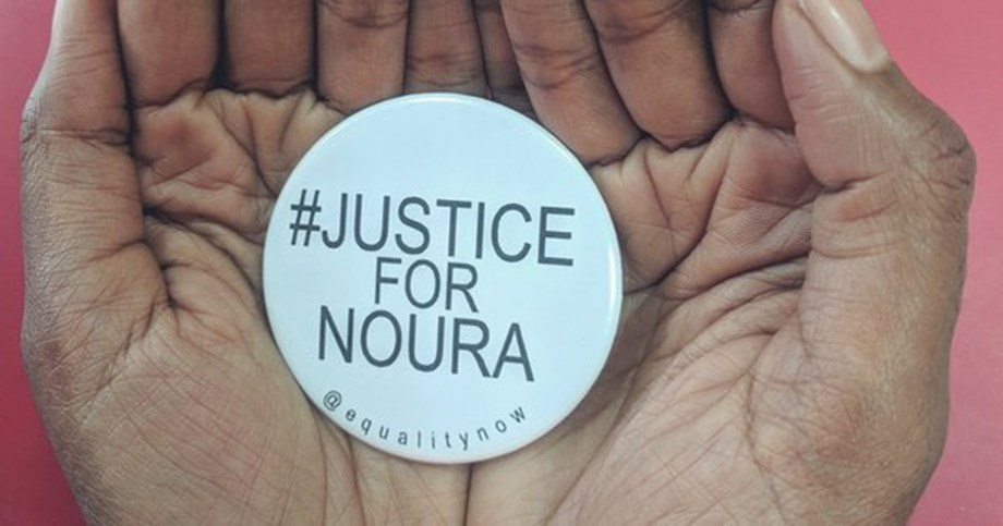Noura Hussein files appeal to overturn jail sentence for murder in self defence