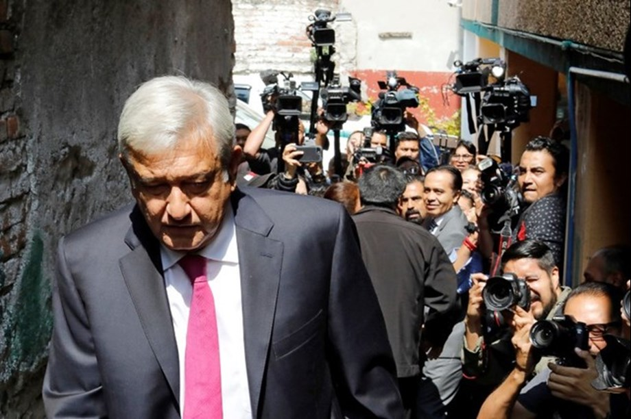 Mexico's Obrador to begin consultations against drug crimes next month