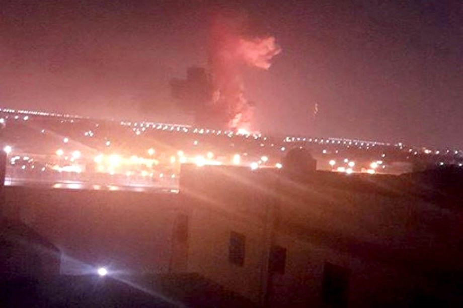 Egypt civil aviation minister says air traffic at Cairo airport unaffected after blast
