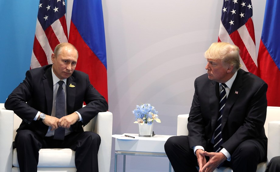 In Helsinki, high stakes and history for Trump and Putin, says Human Rights Watch chief