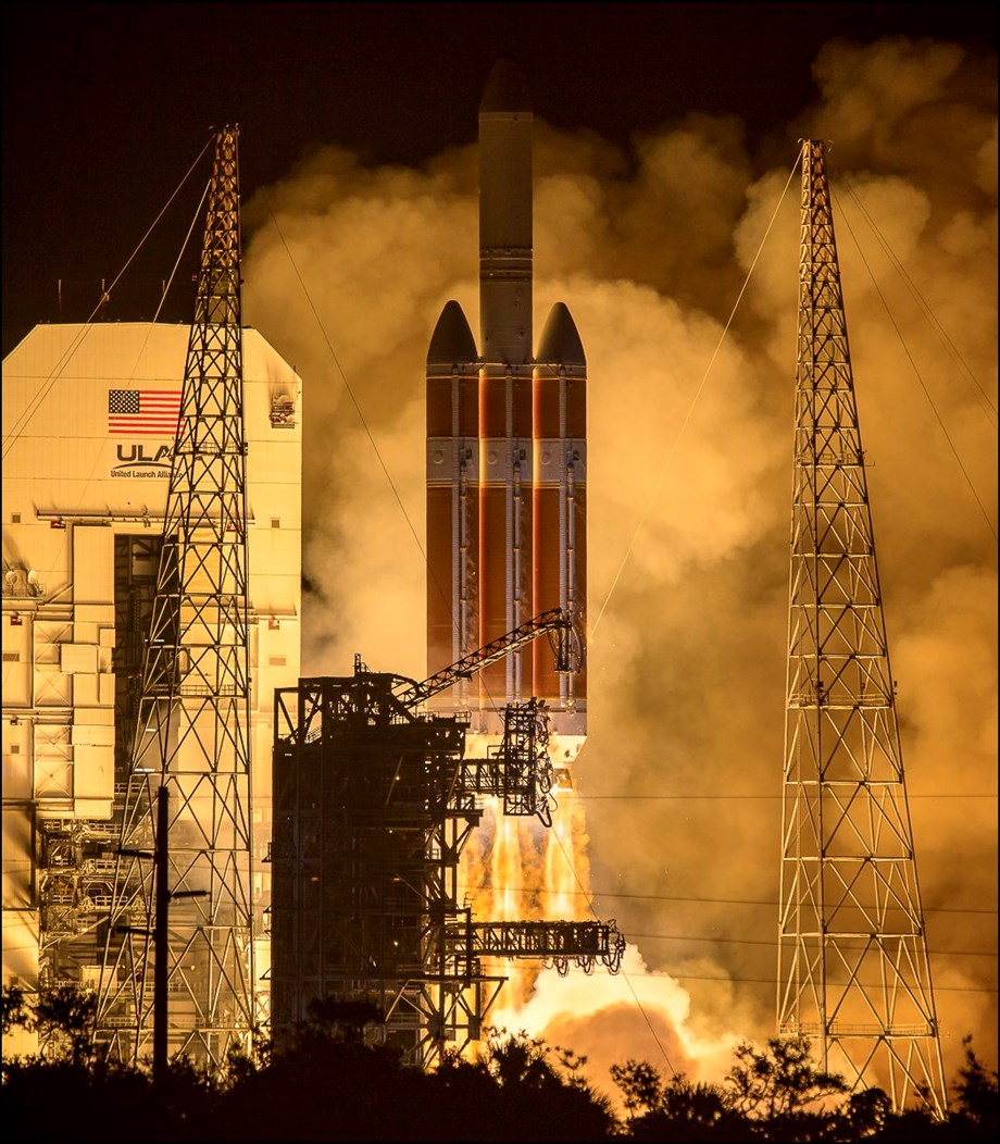 First mission to 'touch' the Sun, Parker Solar Probe launched