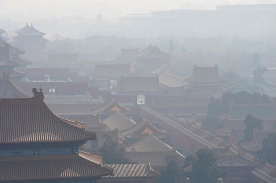 Dark side of industrialized and urban China: Deadly ozone, ineffective waste management