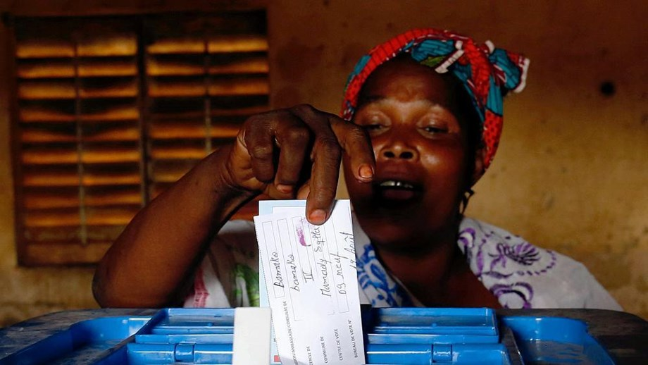 Low turnout in Mali voting amid security threats from militant groups