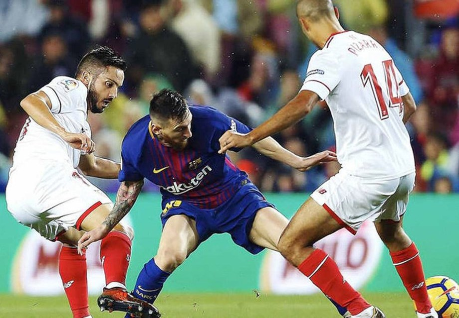 VAR used in Spanish Super Cup in Barcelona vs Sevilla for first time
