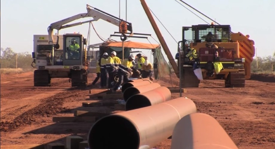 USD 12 bln Trans-Saharan Gas Pipeline Project to miss deadline