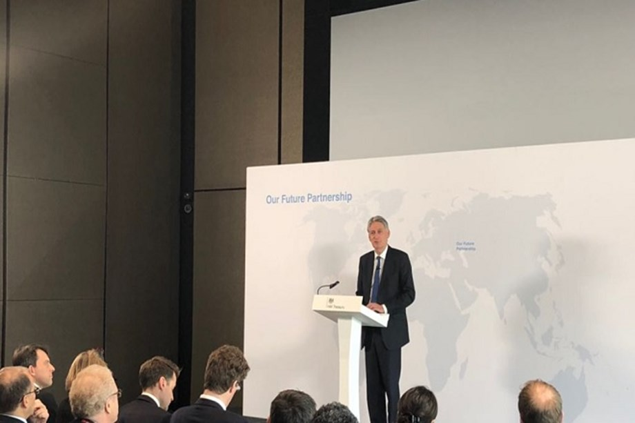 Britain's economy to grow faster than expectations says Hammond