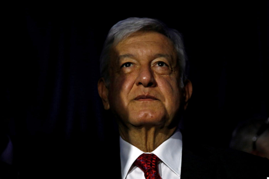 Mexico front-runner must respect oil, airport contracts -business lobby
