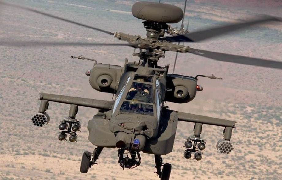India to get Apache attack choppers, approves US