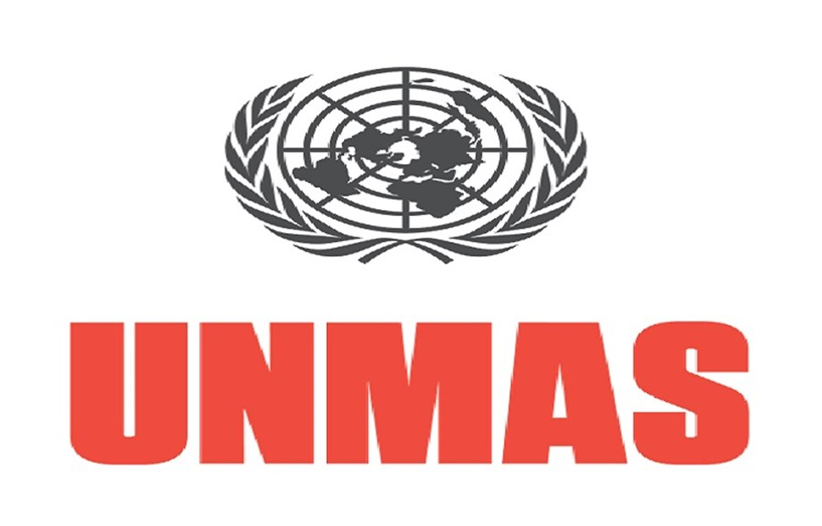 Weapons and ammunition Management: UNMAS provides the Congolese National Police with weapons safes