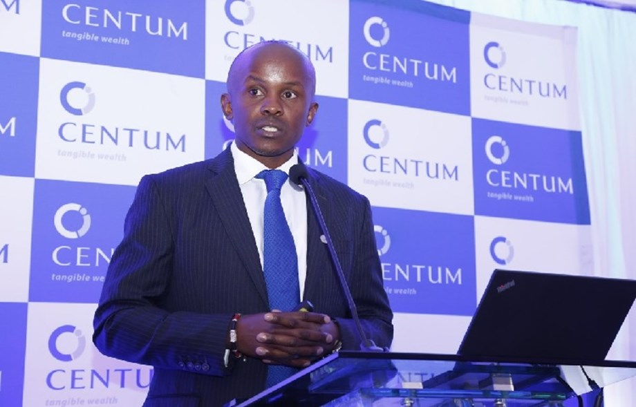 Full year pretax profit drops by 64 pc, says Kenya's Centum Investment