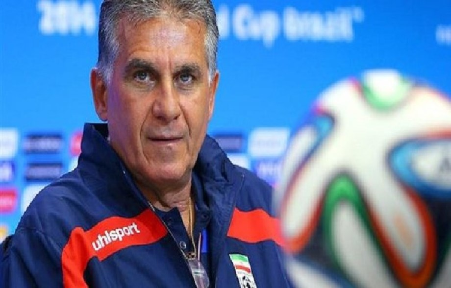 Iran's coach Queiroz slams Nike over World Cup boots