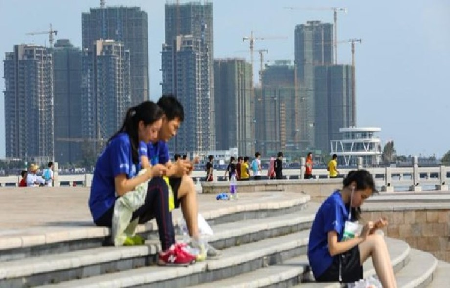 Home sale plunges in China's resort island on cooling measures